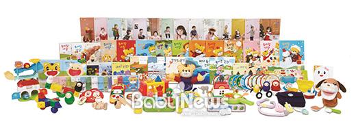 개그우먼 김지혜가 유아교육 프로그램 '아이챌린지' 홈쇼핑 게스트로 엄마들을 만난다. ⓒ베네세코리아