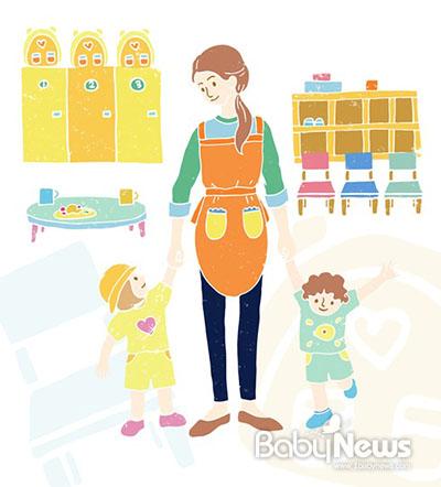 유치원 교사에게 선물을 줄 경우에는 김영란법에 저촉될 수 있지만, 어린이집 교사에게 선물을 줄 경우에는 김영란법에 저촉되지 않는다. ⓒ베이비뉴스